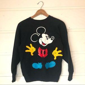 Vintage • Mickey Mouse Sweatshirt